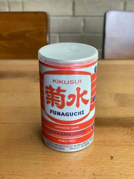 Kikusui Funaguchi Red