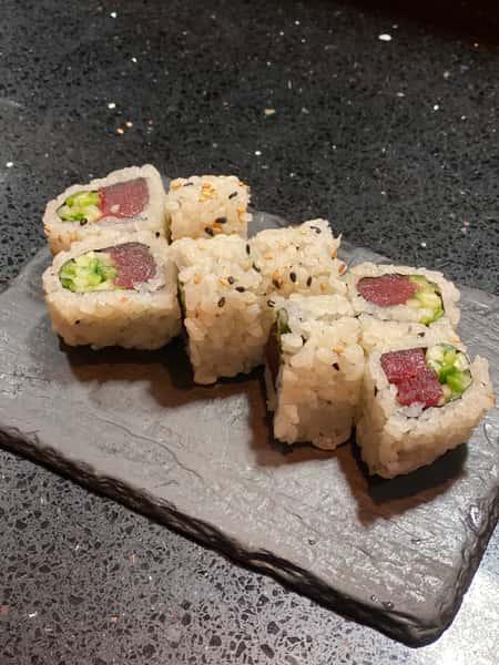 Tuna with Cucumber Roll*