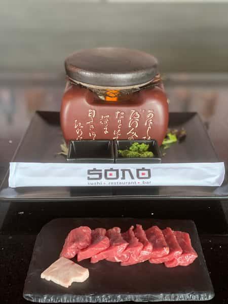 Ishiyaki BBQ (Gluten Free Option)
