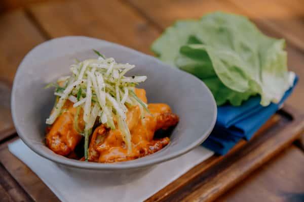 crispy chipotle shrimp