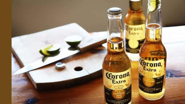 Corona & Corona Light Bottles