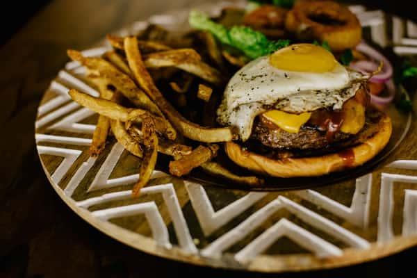 Sunrise Burger*
