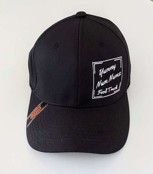 Black Baseball Hat $20