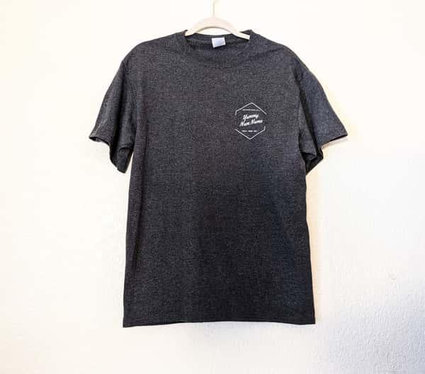 Heather Grey T-Shirt $15
