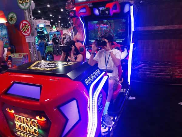 King Kong Virtual Reality On the Way