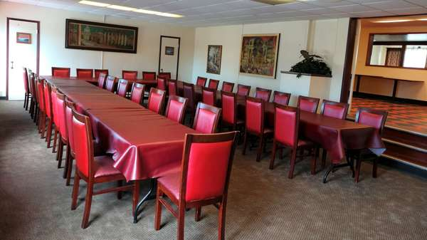 Banquet Room with Third Avenue View