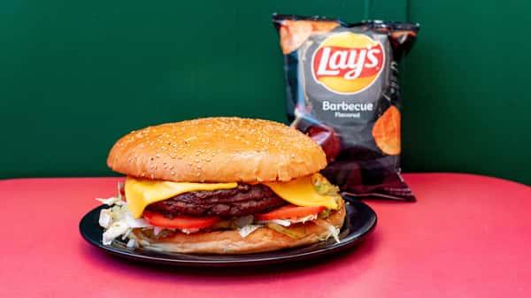 King Kong Burger (one pound!)