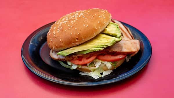 Turkey Sandwich (Hickory Smoked)