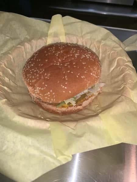 Jr. Burger Meal