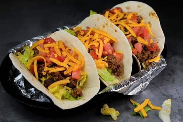 Taco Plate 3