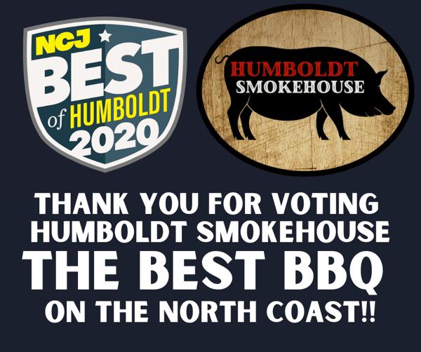 Best BBQ in Humboldt 2020