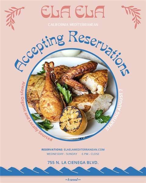 Accepting Reservations