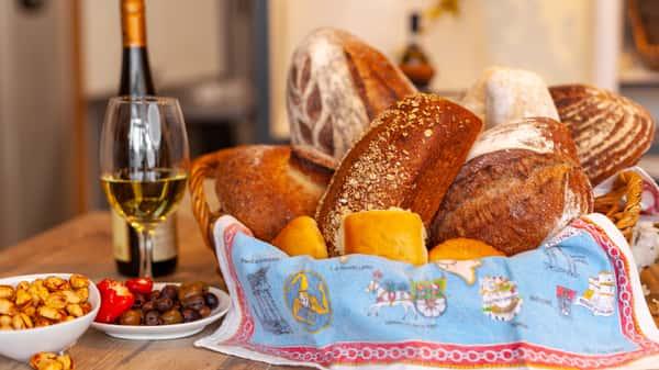 Artisan Bread Basket
