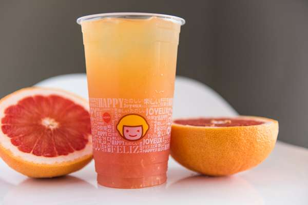 F2 Fresh Grapefruit Green Tea