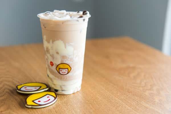 A4 Boba Milk Tea