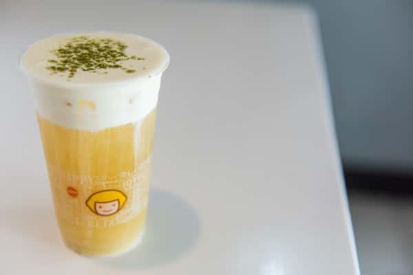 B1 Jasmine Green Tea