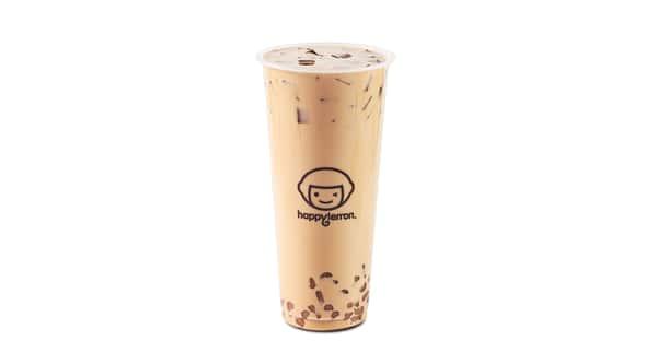 A5 Milk Tea with Taro Balls