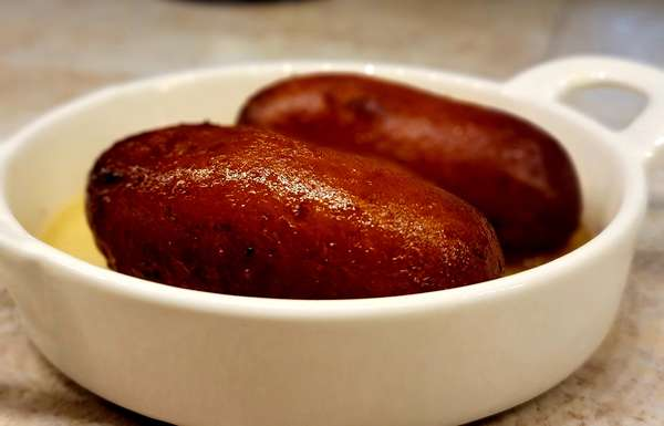 Gluten-Free Gulab Jamun