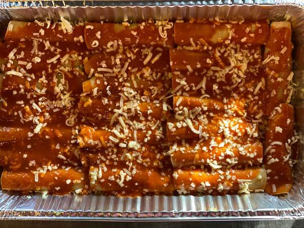 Enchilada Tray