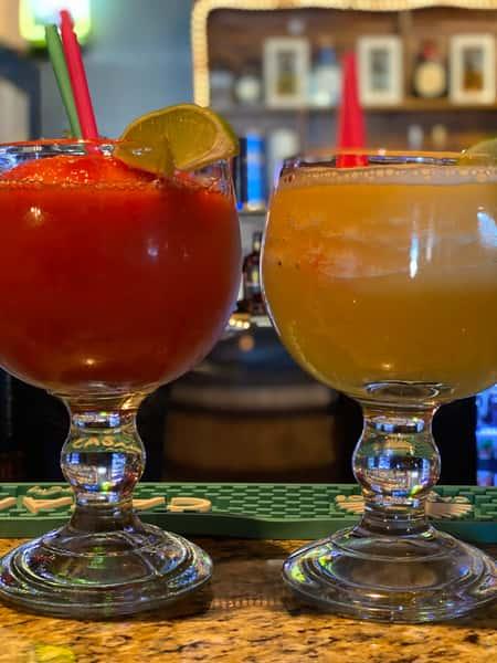 Regular House Margaritas Flovered (16oz)
