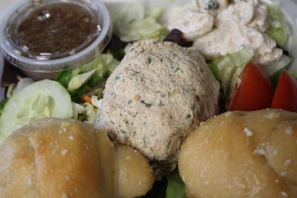 CHICKEN SALAD-SALAD