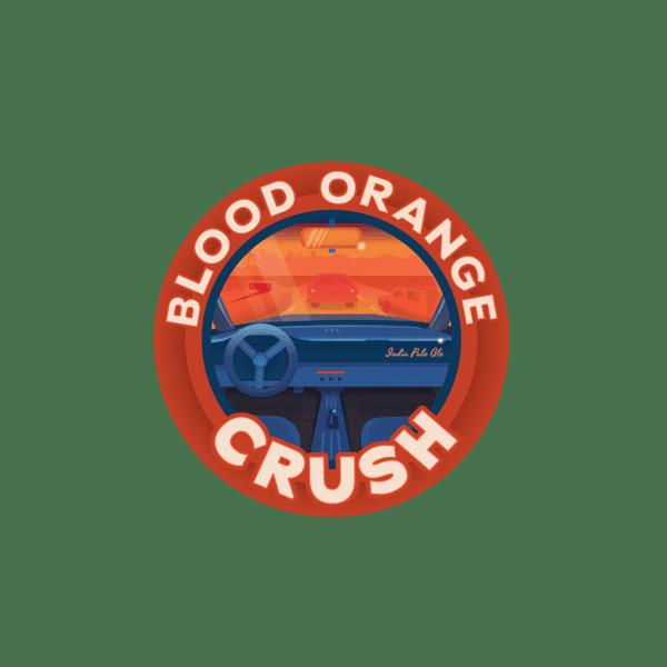 Blood Orange Crush IPA