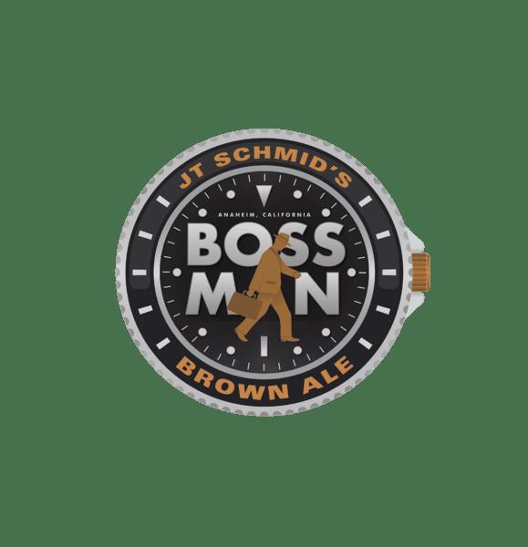 Bossman Brown Ale