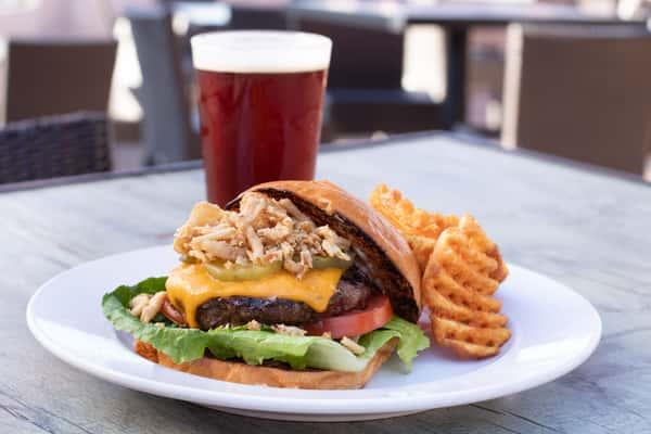 JTS Burger