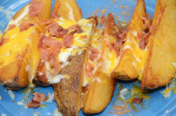 Tater Wedges
