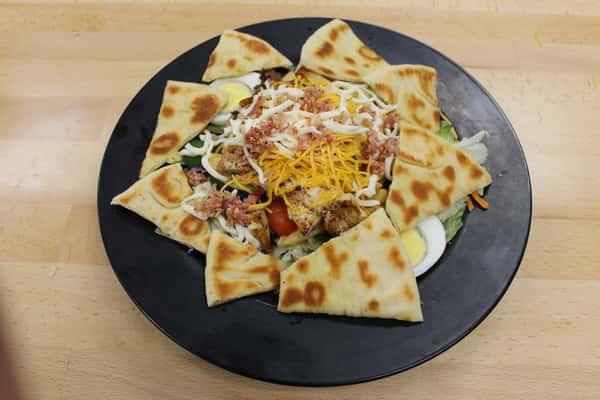Grilled Chicken Salad Supreme