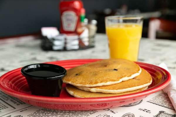 Blueberry Pancakes (3)