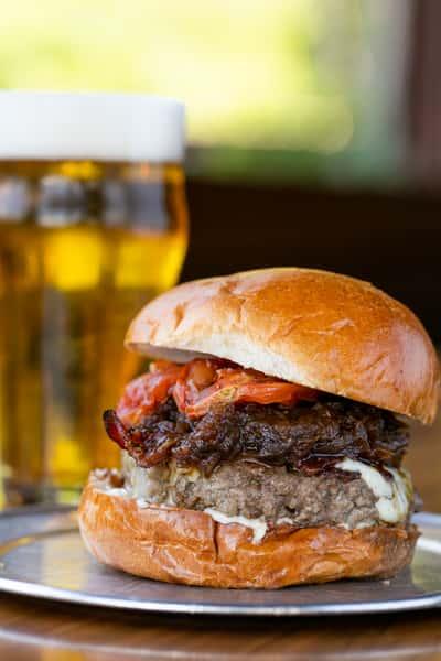 Stout Burger