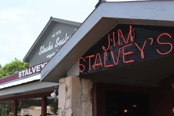 Jim Stalvey's