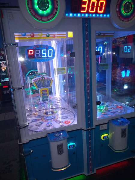 claw game
