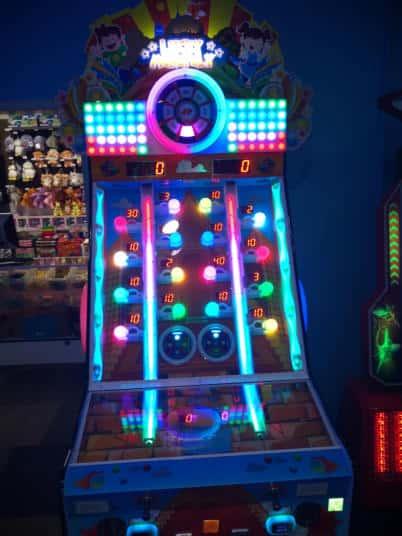 light up arcade game