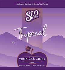 Tropical Cider