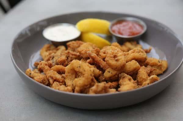 Salt & Pepper Calamari HH
