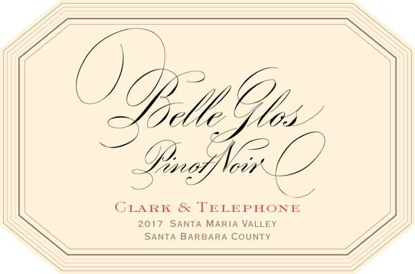 Clark & Telephone Pinot Noir