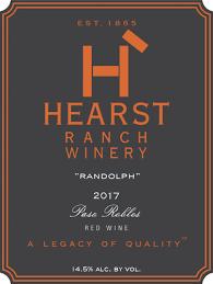 "Hearst ""Randolph"" Red Blend"