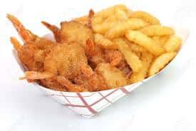 Shrimp & Chips