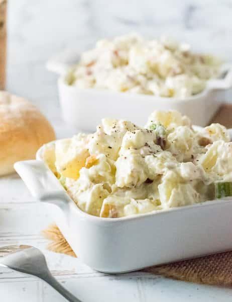 Cup Potato Salad