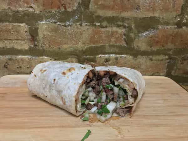 Carne Asada | Steak Burrito