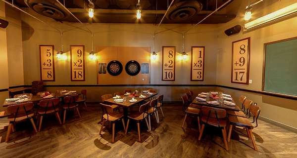 private room tables
