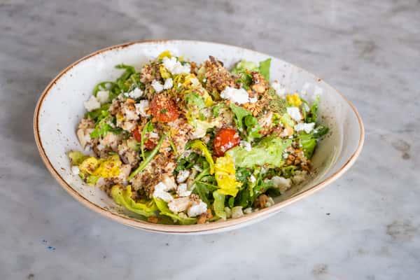 Roasted Chicken & Quinoa Salad
