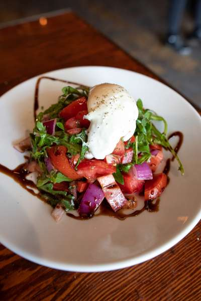 Steak House Tomato Salad