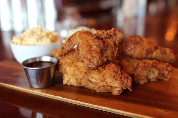 1/2 Fried Chicken - MONDAYS ONLY