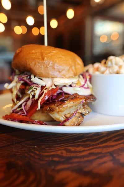 """Weekly Twisted BBQ Special -Hawaiian """"Huli Huli"""" Chicken"""