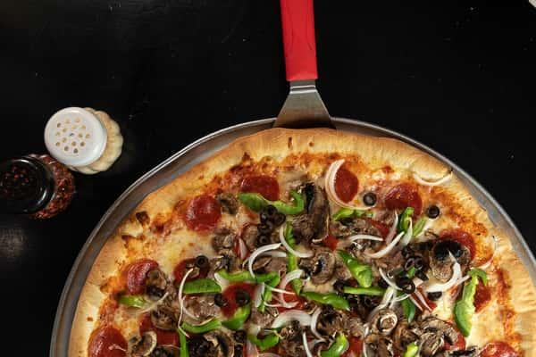 Unsure Pizza4SM