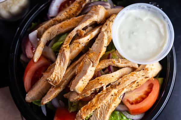 Buffalo chicken salad2SM