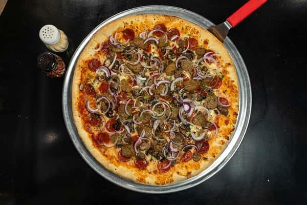 Garbage pizza 5SM